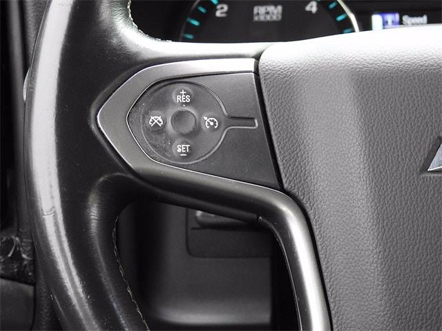 2016 Chevrolet Silverado 1500 Crew Cab 4x2, Pickup #BR290025 - photo 19