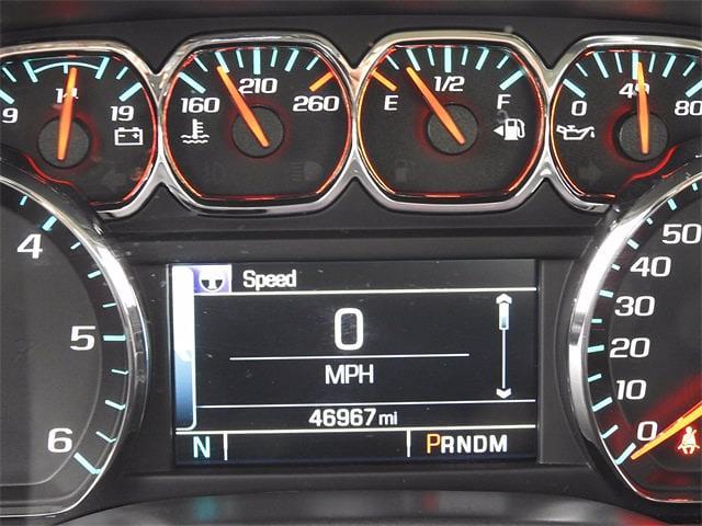 2016 Chevrolet Silverado 1500 Crew Cab 4x2, Pickup #BR290025 - photo 20