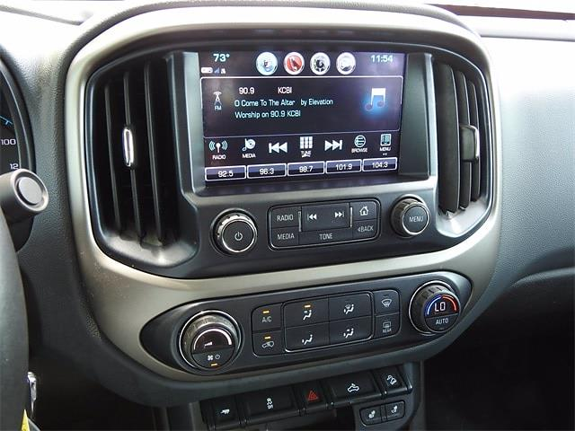 2017 Chevrolet Colorado Crew Cab 4x2, Pickup #BR305408 - photo 21