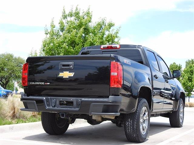 2017 Chevrolet Colorado Crew Cab 4x2, Pickup #BR305408 - photo 9