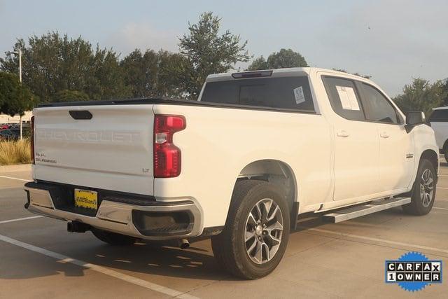 2019 Chevrolet Silverado 1500 Crew Cab 4x2, Pickup #BR311685 - photo 10