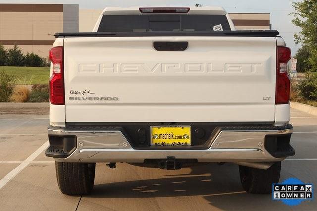2019 Chevrolet Silverado 1500 Crew Cab 4x2, Pickup #BR311685 - photo 8