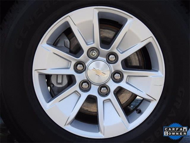 2020 Chevrolet Silverado 1500 Crew Cab 4x2, Pickup #BR337754 - photo 12