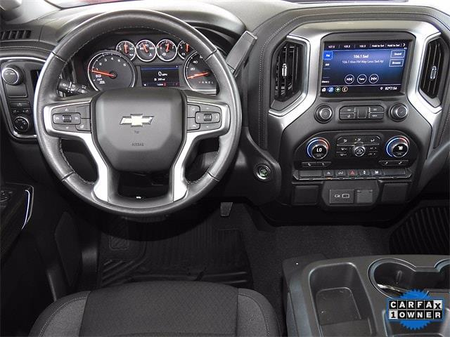2020 Chevrolet Silverado 1500 Crew Cab 4x2, Pickup #BR337754 - photo 16