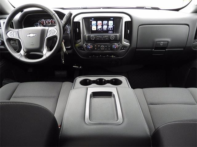 2017 Chevrolet Silverado 1500 Crew Cab 4x4, Pickup #BR363173 - photo 14
