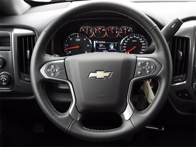 2017 Chevrolet Silverado 1500 Crew Cab 4x4, Pickup #BR363173 - photo 16