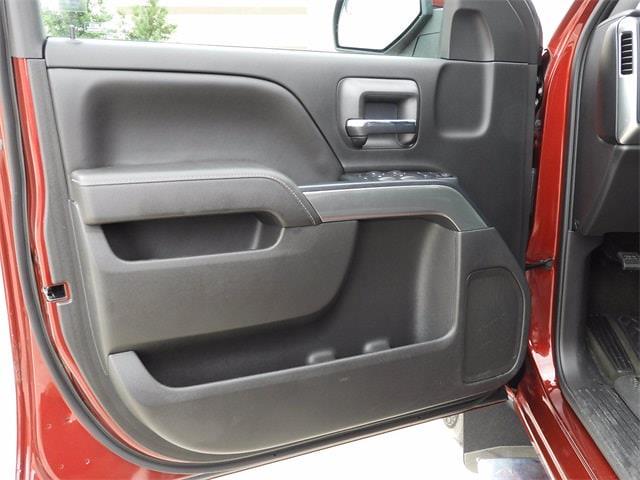 2017 Chevrolet Silverado 1500 Crew Cab 4x4, Pickup #BR363173 - photo 25