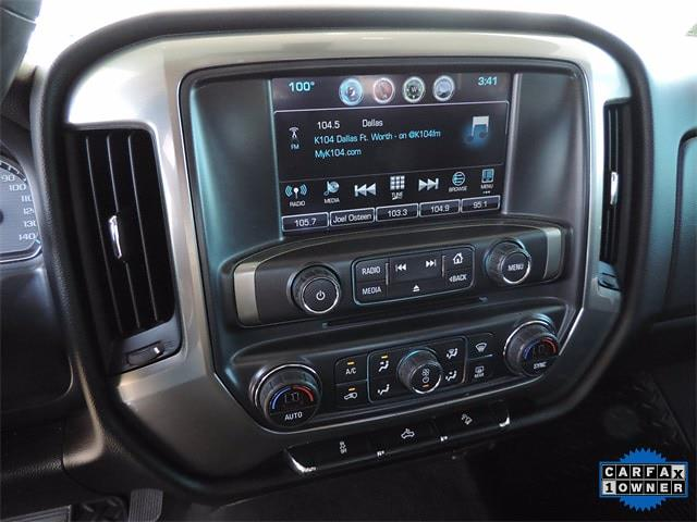 2018 Chevrolet Silverado 1500 Crew Cab 4x4, Pickup #BR369291 - photo 20