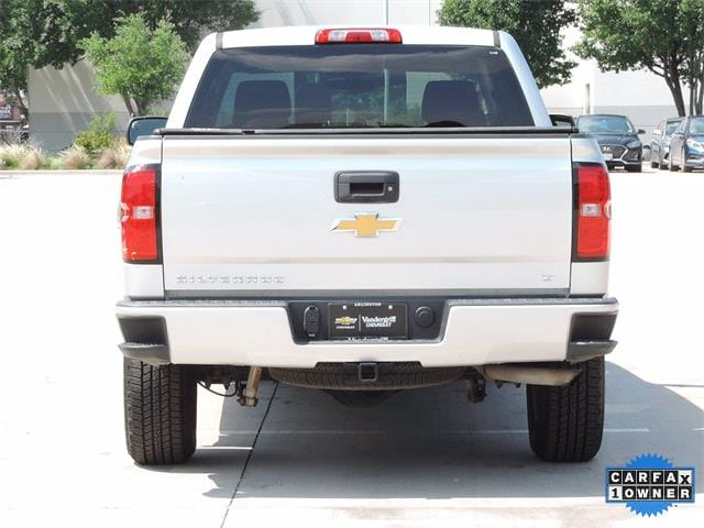 2018 Chevrolet Silverado 1500 Crew Cab 4x4, Pickup #BR369291 - photo 6