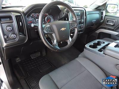 2018 Chevrolet Silverado 1500 Crew Cab 4x4, Pickup #BR369291 - photo 13