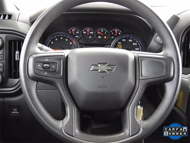 2020 Chevrolet Silverado 1500 Crew Cab 4x4, Pickup #BR417620 - photo 15