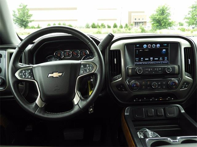 2018 Chevrolet Silverado 1500 Crew Cab 4x4, Pickup #BR430321 - photo 14