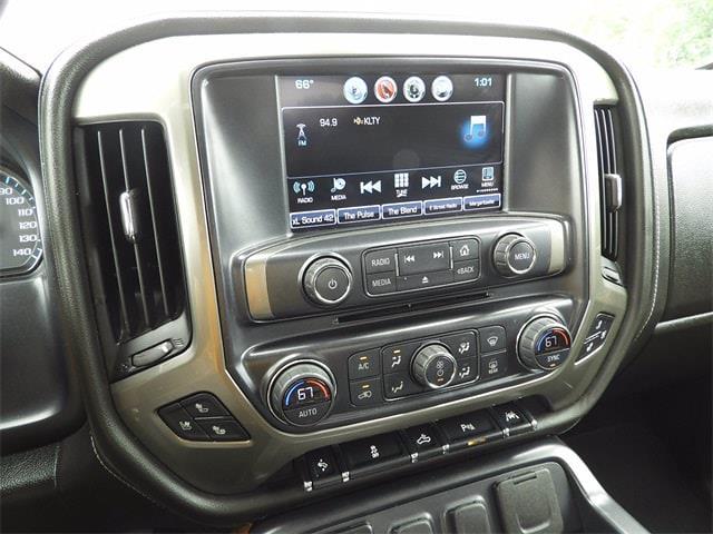 2018 Chevrolet Silverado 1500 Crew Cab 4x4, Pickup #BR430321 - photo 19