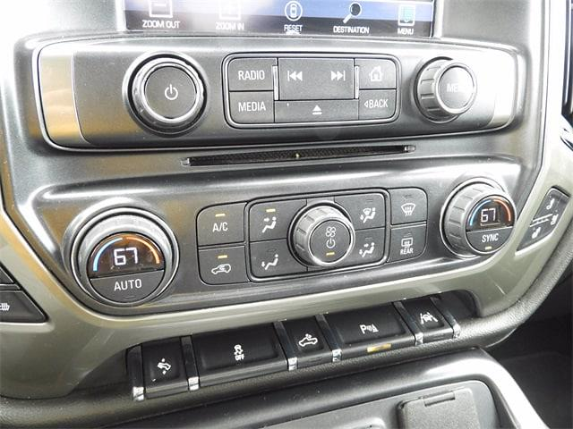 2018 Chevrolet Silverado 1500 Crew Cab 4x4, Pickup #BR430321 - photo 21