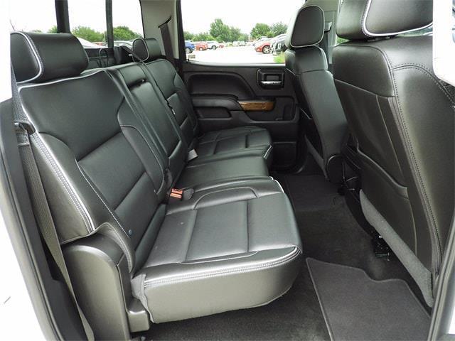 2018 Chevrolet Silverado 1500 Crew Cab 4x4, Pickup #BR430321 - photo 33