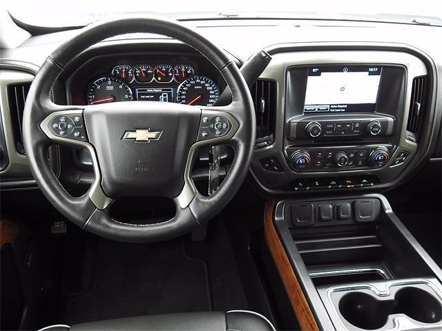 2018 Chevrolet Silverado 1500 Crew Cab 4x4, Pickup #BR430321 - photo 51