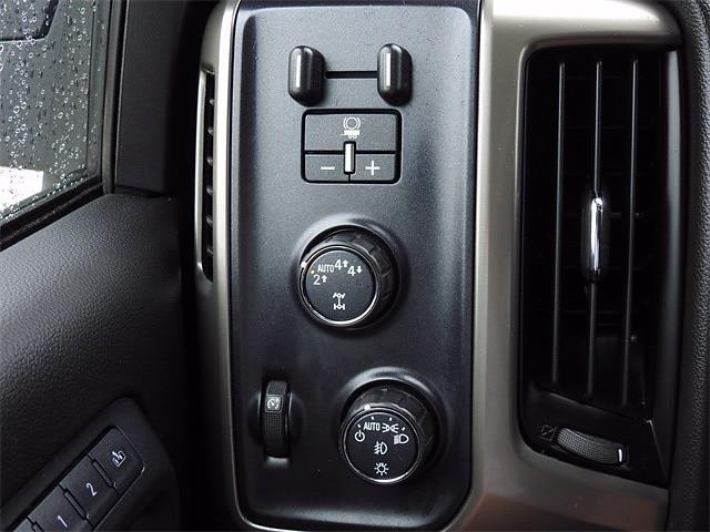 2018 Chevrolet Silverado 1500 Crew Cab 4x4, Pickup #BR430321 - photo 63