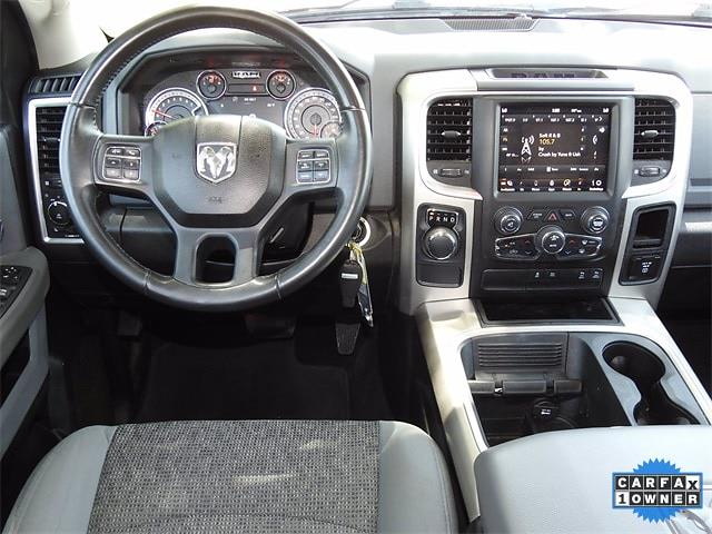 2019 Ram 1500 Crew Cab 4x2, Pickup #BR539580 - photo 15