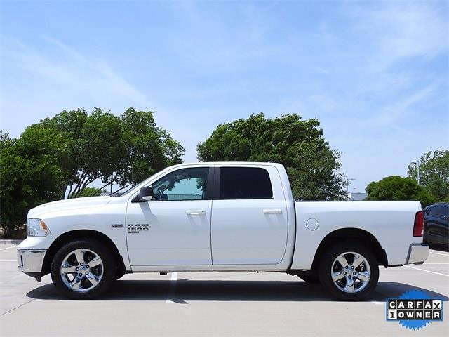 2019 Ram 1500 Crew Cab 4x2, Pickup #BR539580 - photo 5