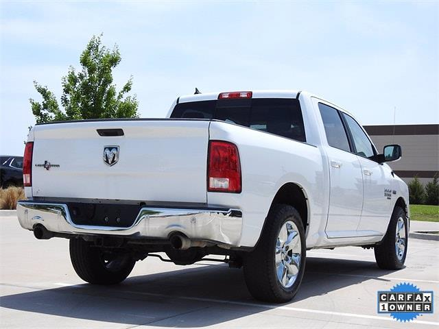 2019 Ram 1500 Crew Cab 4x2, Pickup #BR539580 - photo 7