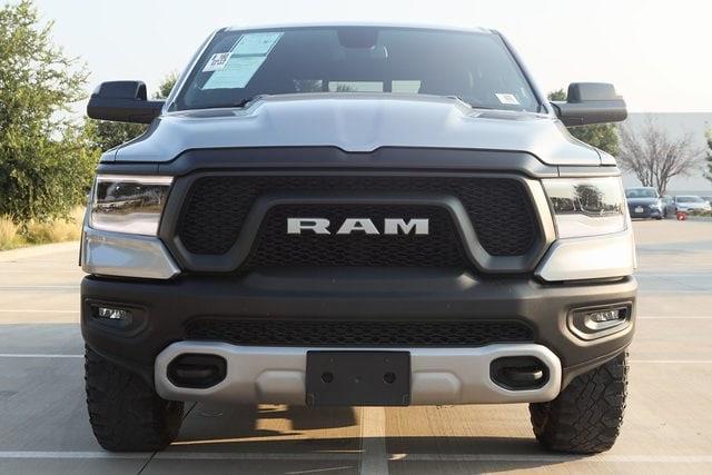2019 Ram 1500 Crew Cab 4x2, Pickup #BR720831 - photo 7