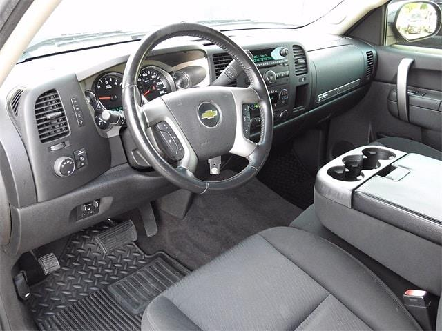 2012 Chevrolet Silverado 1500 Crew Cab 4x2, Pickup #CG260110 - photo 11