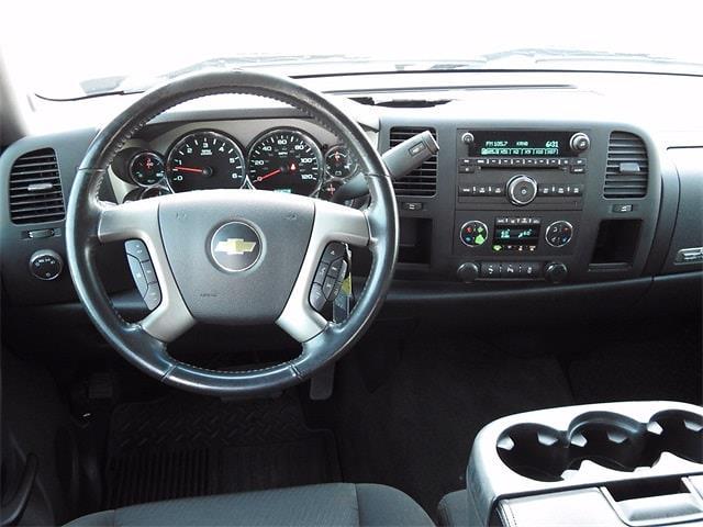 2012 Chevrolet Silverado 1500 Crew Cab 4x2, Pickup #CG260110 - photo 13