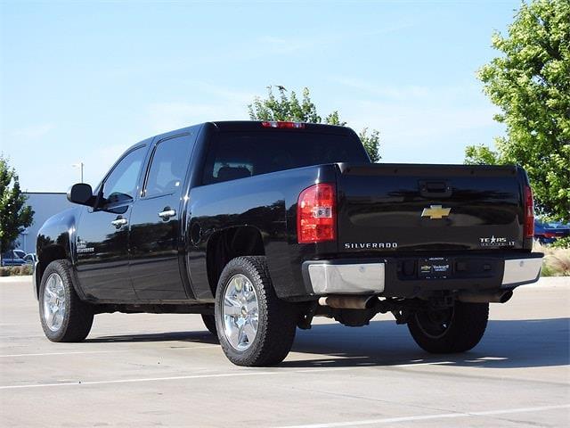 2012 Chevrolet Silverado 1500 Crew Cab 4x2, Pickup #CG260110 - photo 2