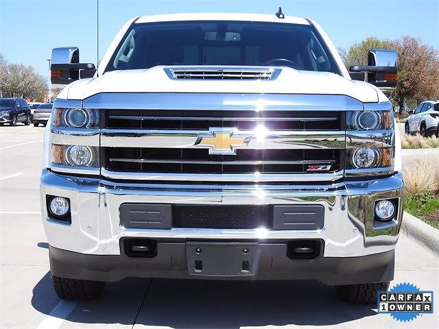 2018 Chevrolet Silverado 2500 Crew Cab 4x4, Pickup #ER169125 - photo 11