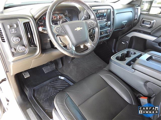 2018 Chevrolet Silverado 2500 Crew Cab 4x4, Pickup #ER169125 - photo 14
