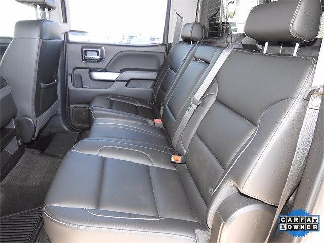 2018 Chevrolet Silverado 2500 Crew Cab 4x4, Pickup #ER169125 - photo 32