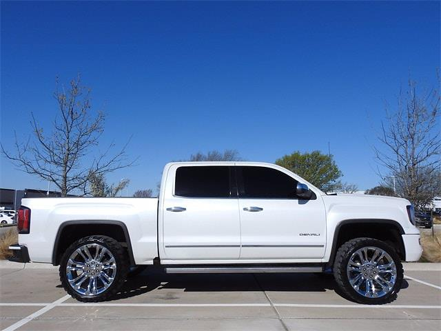 2018 GMC Sierra 1500 Crew Cab 4x4, Pickup #ER591619 - photo 12