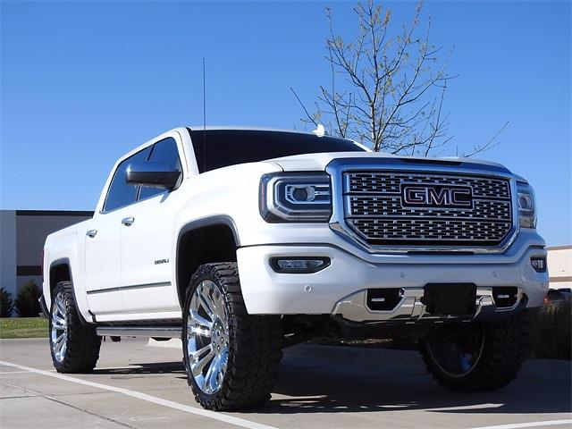 2018 GMC Sierra 1500 Crew Cab 4x4, Pickup #ER591619 - photo 13