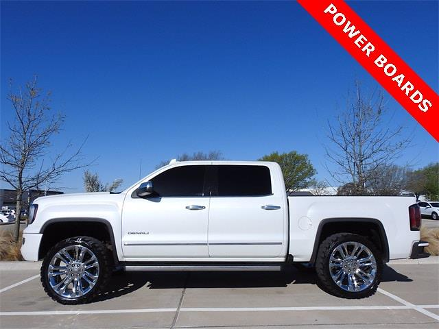 2018 GMC Sierra 1500 Crew Cab 4x4, Pickup #ER591619 - photo 5
