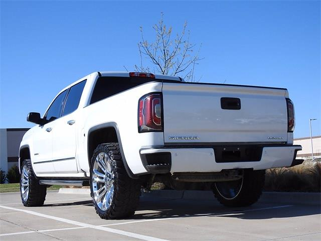 2018 GMC Sierra 1500 Crew Cab 4x4, Pickup #ER591619 - photo 9