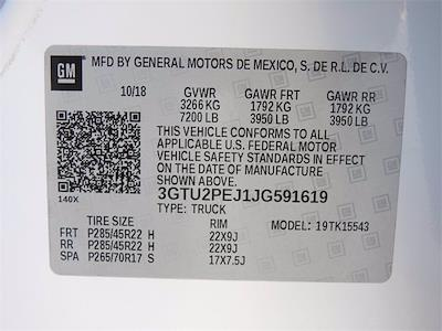 2018 GMC Sierra 1500 Crew Cab 4x4, Pickup #ER591619 - photo 36