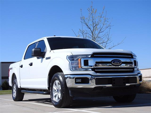 2018 Ford F-150 SuperCrew Cab 4x4, Pickup #ERC30476 - photo 10