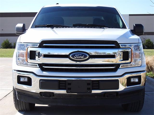 2018 Ford F-150 SuperCrew Cab 4x4, Pickup #ERC30476 - photo 11