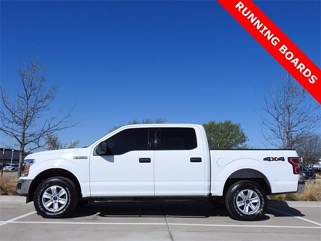 2018 Ford F-150 SuperCrew Cab 4x4, Pickup #ERC30476 - photo 5