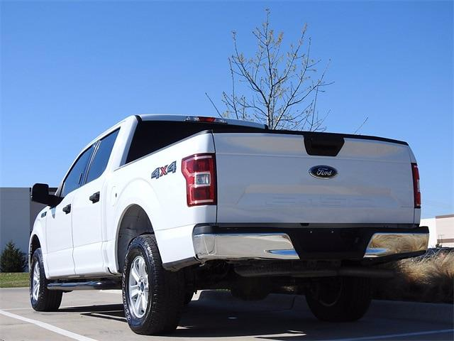 2018 Ford F-150 SuperCrew Cab 4x4, Pickup #ERC30476 - photo 6