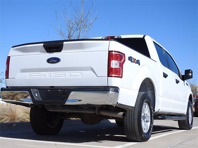 2018 Ford F-150 SuperCrew Cab 4x4, Pickup #ERC30476 - photo 8