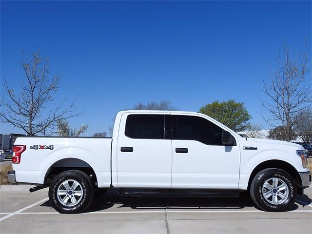 2018 Ford F-150 SuperCrew Cab 4x4, Pickup #ERC30476 - photo 9