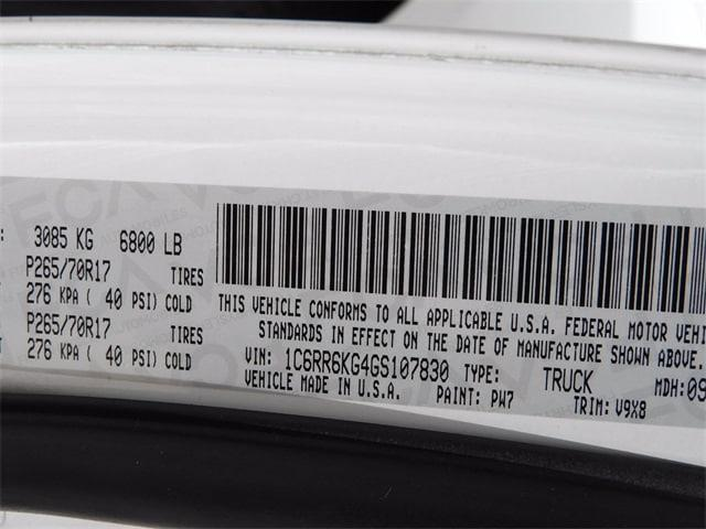 2016 Ram 1500 Crew Cab 4x2, Pickup #GS107830 - photo 33