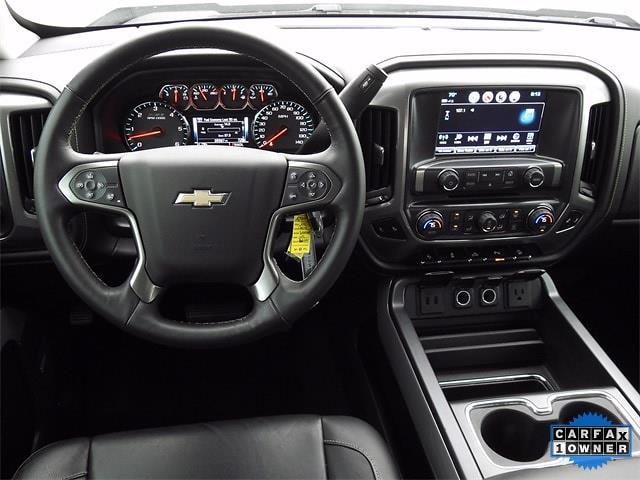 2017 Chevrolet Silverado 1500 Crew Cab 4x4, Pickup #HG380888 - photo 19