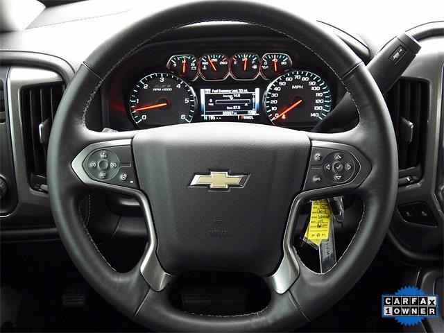 2017 Chevrolet Silverado 1500 Crew Cab 4x4, Pickup #HG380888 - photo 20