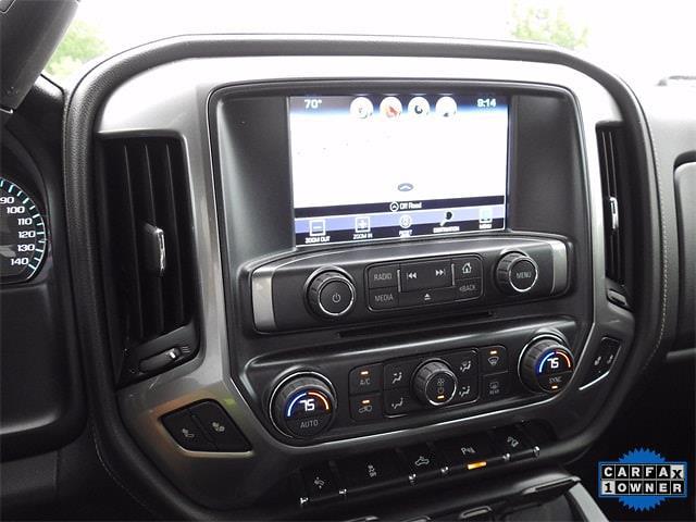 2017 Chevrolet Silverado 1500 Crew Cab 4x4, Pickup #HG380888 - photo 23