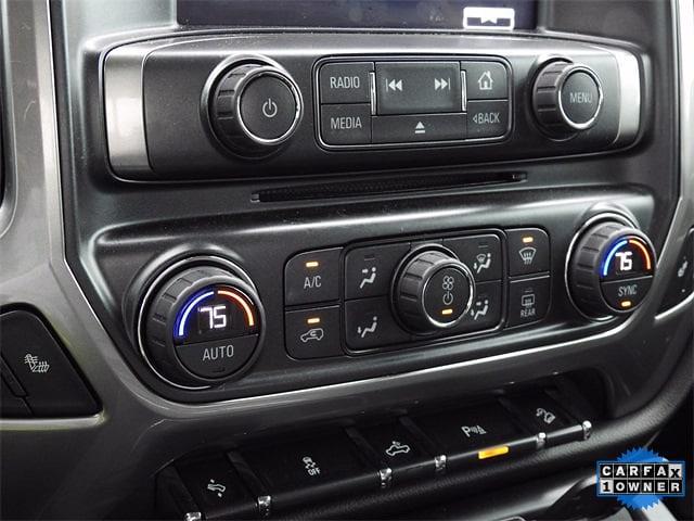 2017 Chevrolet Silverado 1500 Crew Cab 4x4, Pickup #HG380888 - photo 25