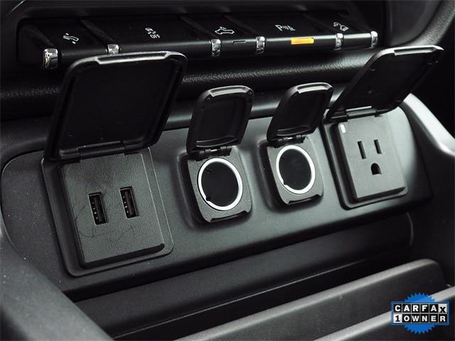 2017 Chevrolet Silverado 1500 Crew Cab 4x4, Pickup #HG380888 - photo 27