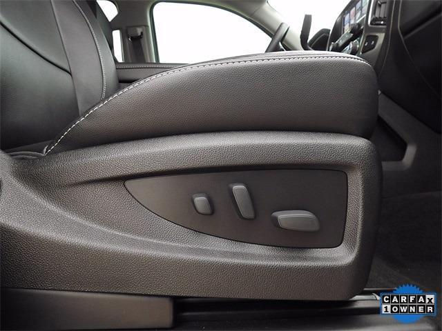 2017 Chevrolet Silverado 1500 Crew Cab 4x4, Pickup #HG380888 - photo 36