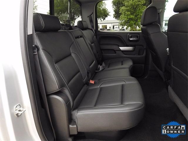 2017 Chevrolet Silverado 1500 Crew Cab 4x4, Pickup #HG380888 - photo 37